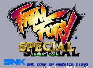Fatal Fury: Special