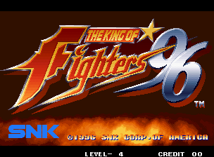 King of Fighters '96