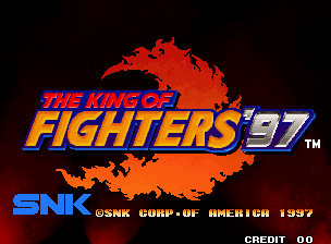 King of Fighters '97